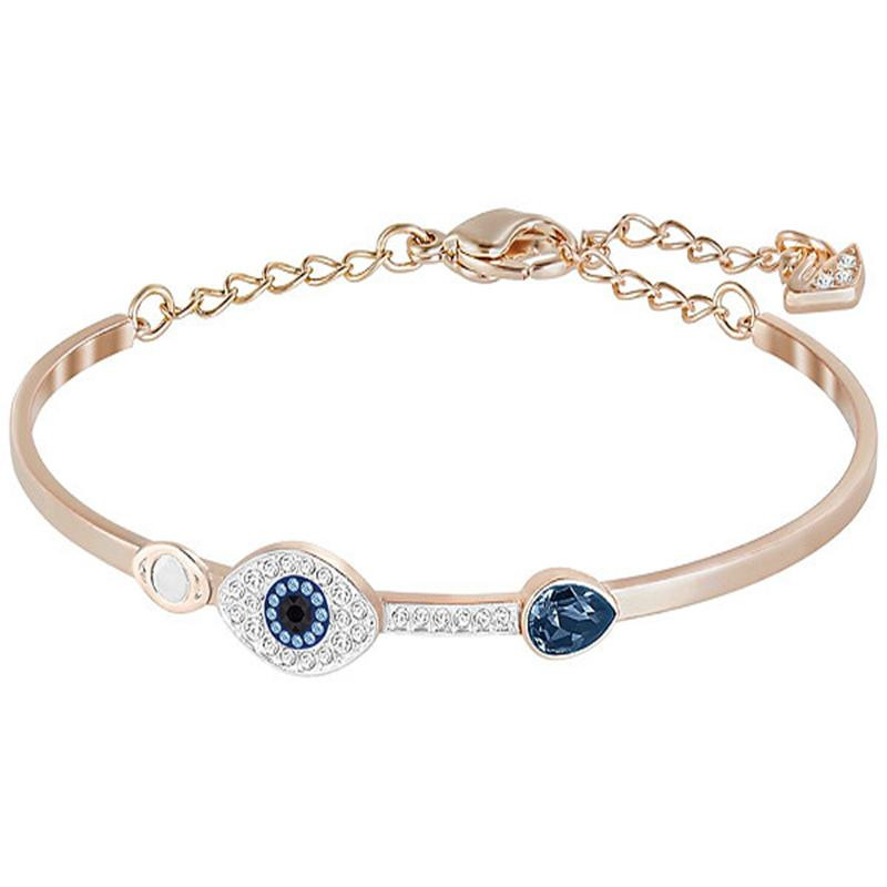 KAKANY Duo Evil Eye BANGLE Blacelet Blue Mixed Color SWAR Original Copy Ladies Chain Koundation ManuKacturer Wholesale Kree Mail