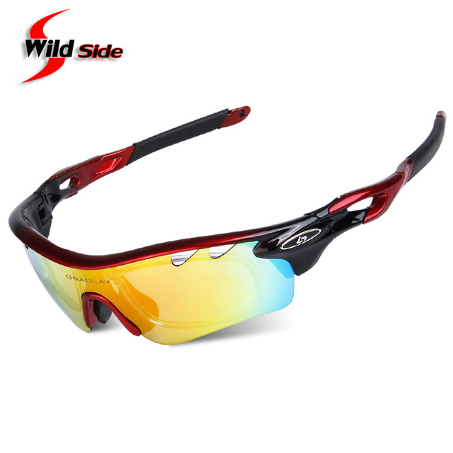 05efb49ffc OBAOLAY Cycling Eyewear Road MTB Glasses Men Women Sports Sunglasses UV400  with Myopia Frame Polarized Bike Goggles Eye Protect