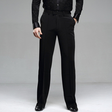 Mens  New Square Dance Trousers Male Summer Adult Latin Pants Modern Down B-4251