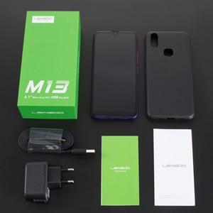 Image 5 - Leagoo teléfono inteligente M13, teléfono móvil 4G con Android 9,0 so, pantalla antigotas HD IPS de 6,1 pulgadas, 4GB RAM, 32GB ROM, procesador MT6761, batería de 3000mAh, cámara Dual