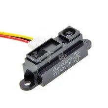 GP2Y0A21YK0F 2Y0A21 Sharp IR Analog Distance Sensor free Cable Compatible Arduino