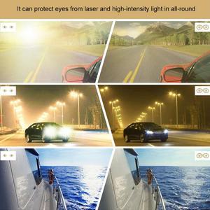 Image 5 - OD5 200nm 2000nm Lighting Protective Laser Glasses Safety Light Protection Goggles lentes de seguridad okulary ochronne