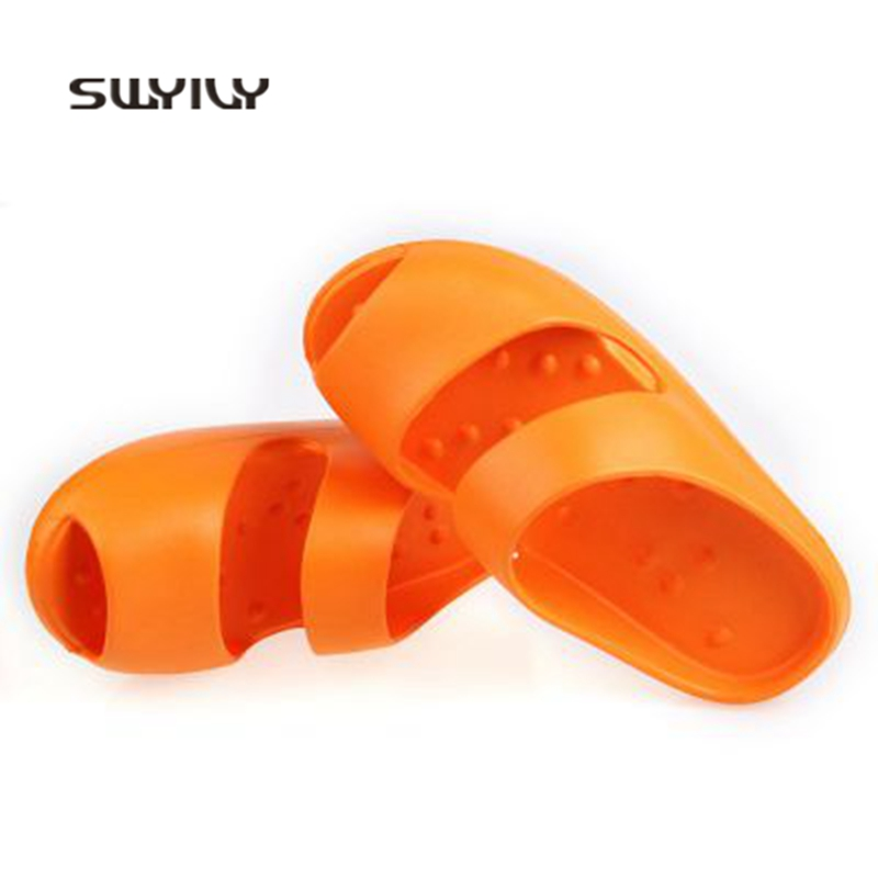 SWYIVY Women Toning Shoes Lose Weight Stovepipe Swing Shoes 2018 New Body Sculpting Negative Slippers Female Massage Shoes
