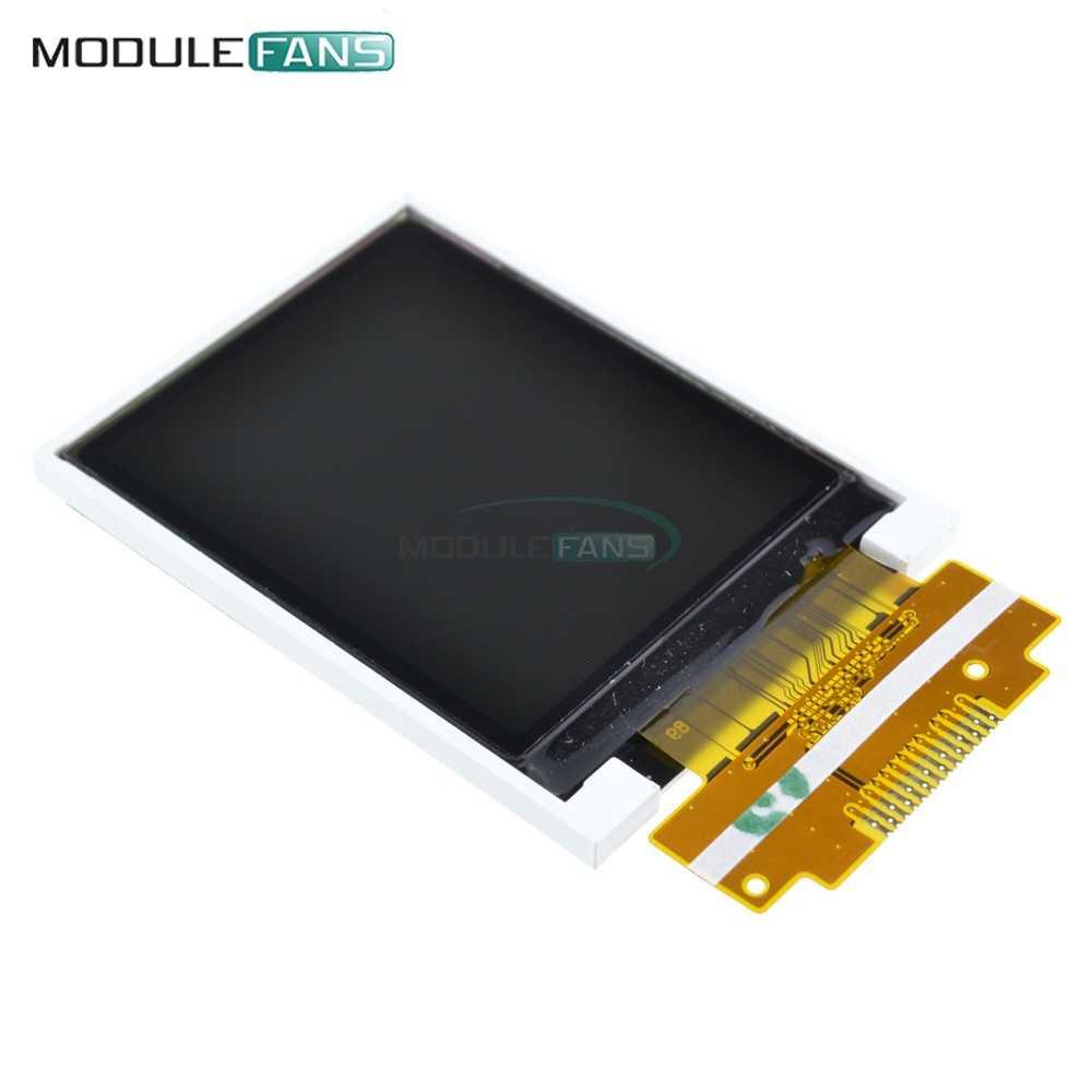ST7735 1.8 インチ 128*160 128x160 シリアル SPI TFT カラー液晶ディスプレイモジュールボードと SPI インタフェース 5 IO ポート arduino の diy キット