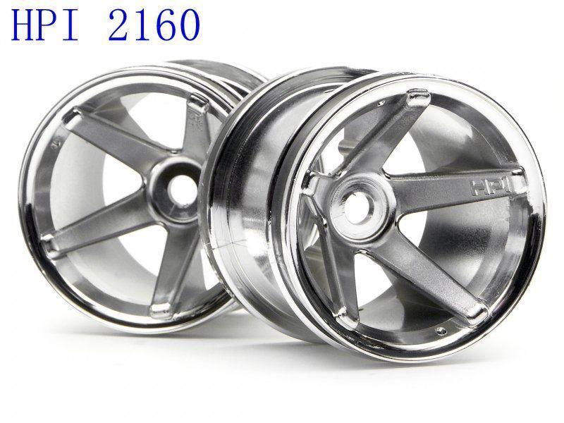HPI racing 1//10 scale Tire Rim 1:10 Truck Truggy Rim Wheel rc Car savage Flux X2
