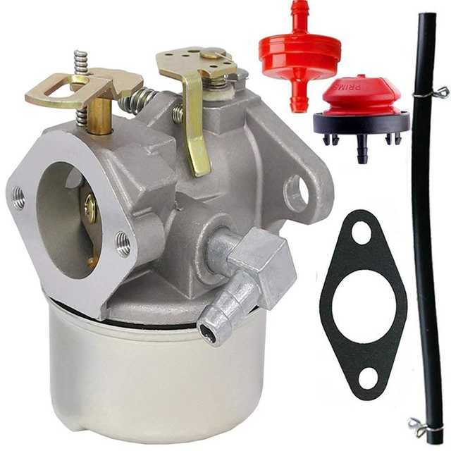 Carburetor for Tecumseh 640298 OHSK70 OH195SA Engines 5 5hp