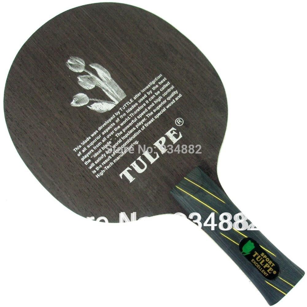 Kokutaku Tulpe T-704 (T704, T 704) Shakehand Table Tennis (Ping Pong) Blade LongShakehand FL