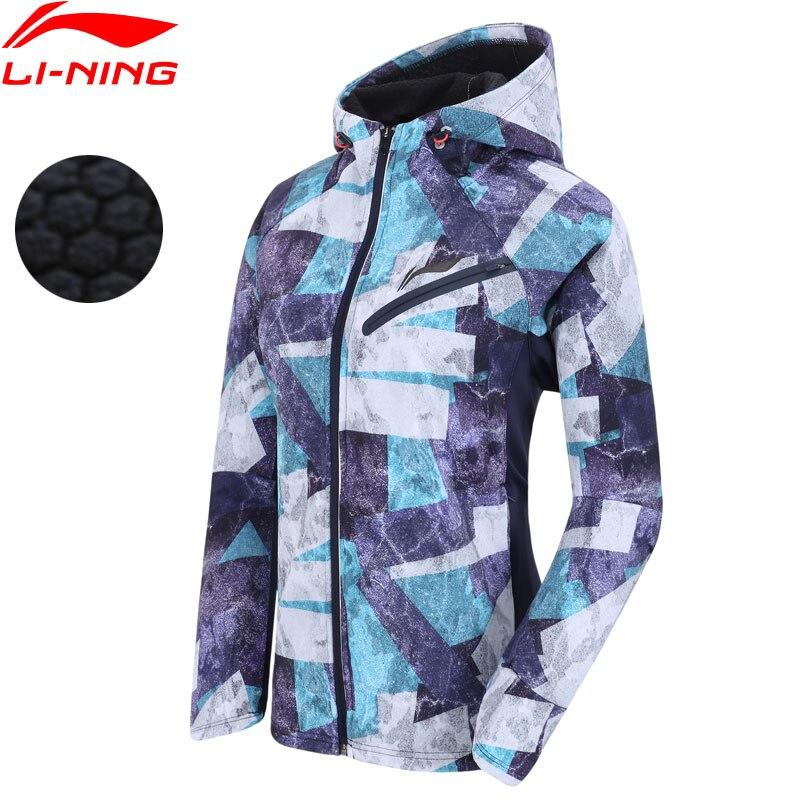 Li-Ning Women Running Windbreaker Jacket Fleece 91.1%Polyester 8.9%Spandex Regular Fit LiNing Hooded Sport Coats AFDN442 WWJ953Li-Ning Women Running Windbreaker Jacket Fleece 91.1%Polyester 8.9%Spandex Regular Fit LiNing Hooded Sport Coats AFDN442 WWJ953