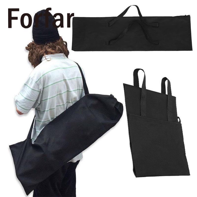 Forfar Waterproof Skateboard Sport Travel Storage Shoulder Bag Backpack Handbag
