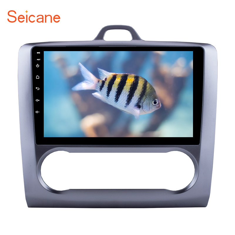 Seicane Android 8 1 9 2Din Head Unit WiFi Car Radio Stereo GPS Tochscreen Multimedia Player