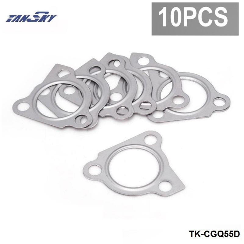 10PCS/LOT K03 Turbocharger to manifold Turbo Gasket For Audi VW Golf KKK TKCGQ55D