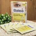 Alemania Balea Q10 Anti-falten Augen Pad Anti-Aging eye mask Hidratante del cuidado del ojo máscara de cuidado de la piel mejorar la elasticidad de la piel