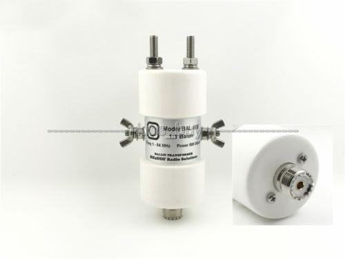 1:1 Balun Power 500 W Ssb, Pep 750 W Voor Outdoor Ham Radio En Qrp Module Hot Sale 50-70% Korting