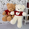 Teddy bear doll birthday gift Plush toys Dolls & Stuffed Toys Stuffed & Plush Animals toy The girl gift.