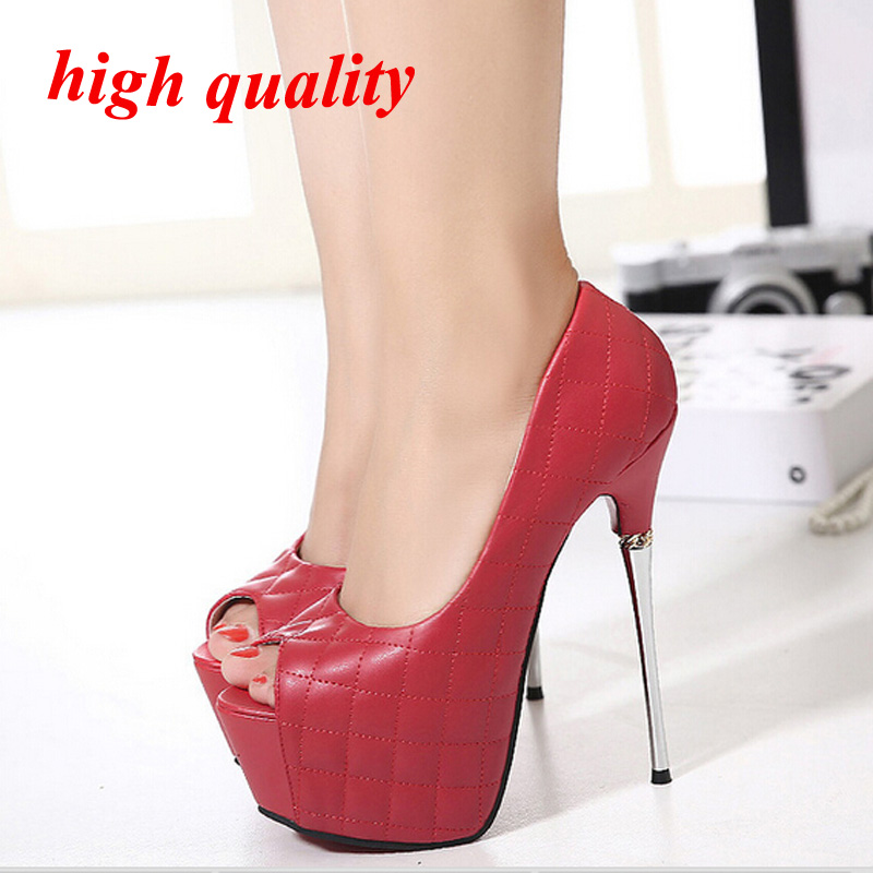 Grande Star Chaussures Formelles Rouges Pour Les Femmes 8u5E8EZdWL