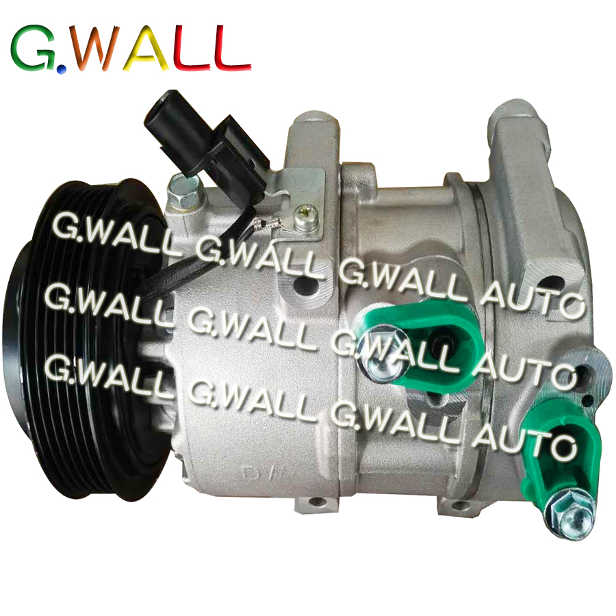 High quality car auto a c compressor for car kia rondo 2 4l 2007 2008