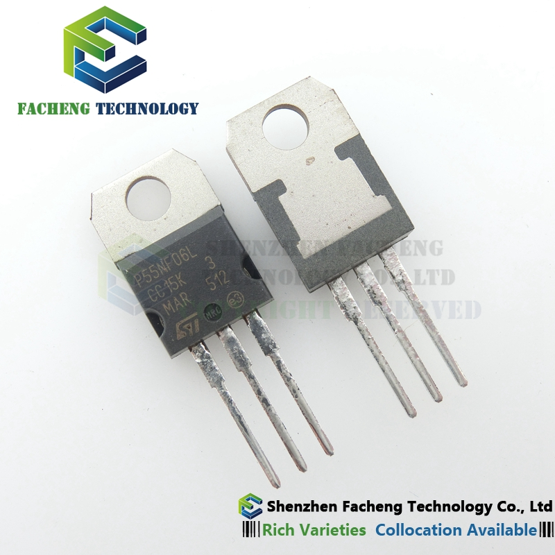 Price STP55NF06L