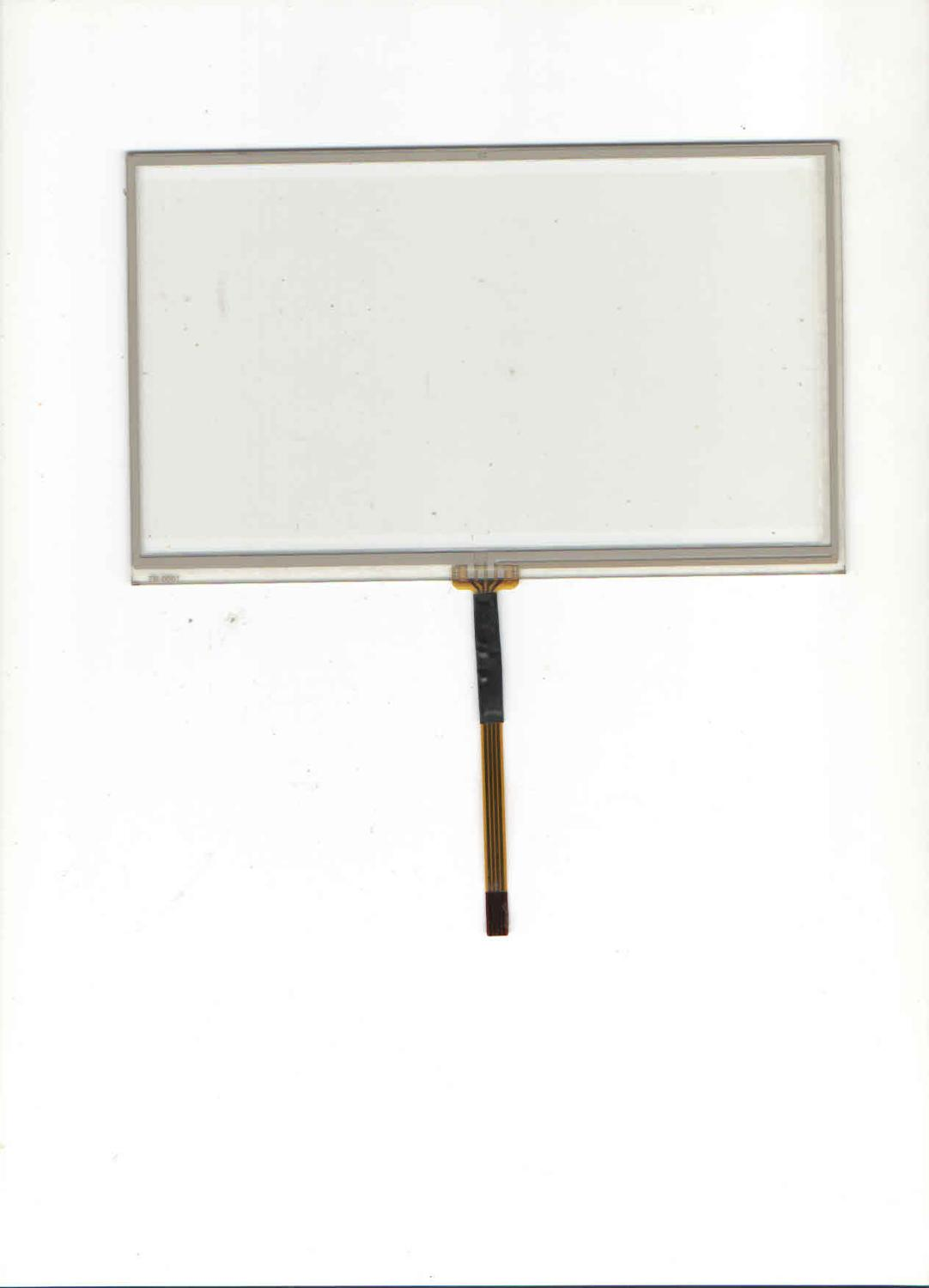 ZhiYuSun For 7023B Compatible 7inch Touch Screen Glass 4 Lines  Resistive   TOUCH SCREEN