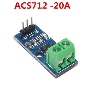 Image 3 - 10 قطعة 5A 20A 30A قاعة الاستشعار الحالية وحدة ACS712 وحدة لاردوينو ACS712TELC  5A/20A/30A
