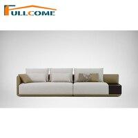 China Luxury Home Furniture Modern Fabric Scandinavian Sofa Living Room Italian Fabric Sofa Love Seat Sectional Corner Sofa