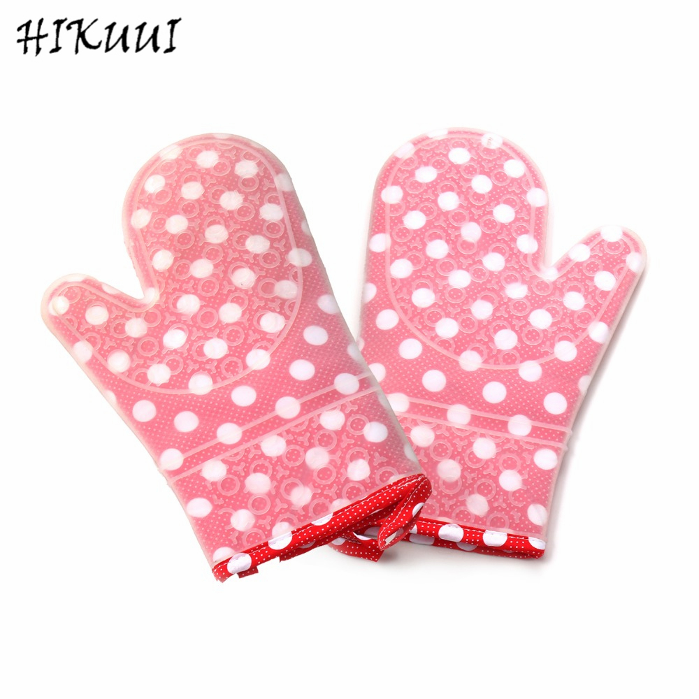 Silicone Oven Gloves Heat Resistant