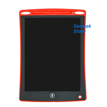 12 Inch Portable Smart LCD Writing Tablet Graphic Child Drawing Tablets Electronic Handwriting Pad Paint Board