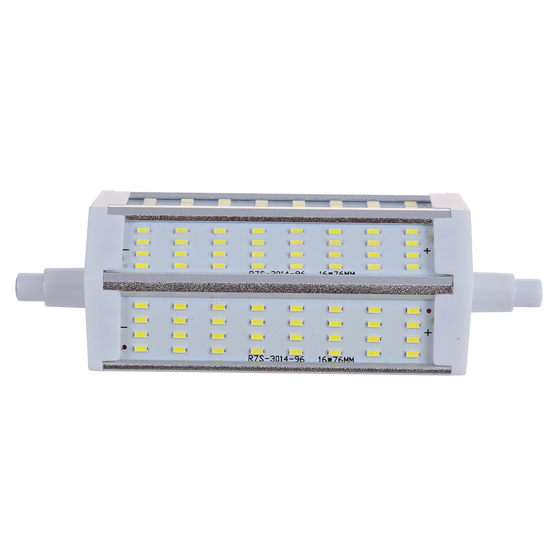 R7s 118mm 96 3014 SMD LED lamp 11W White Light Bulb Lamp AC 90-265V floodlight free shipping lamtop 180 days warranty projector lamp with housing poa lmp103 610 331 6345 for lc xb40