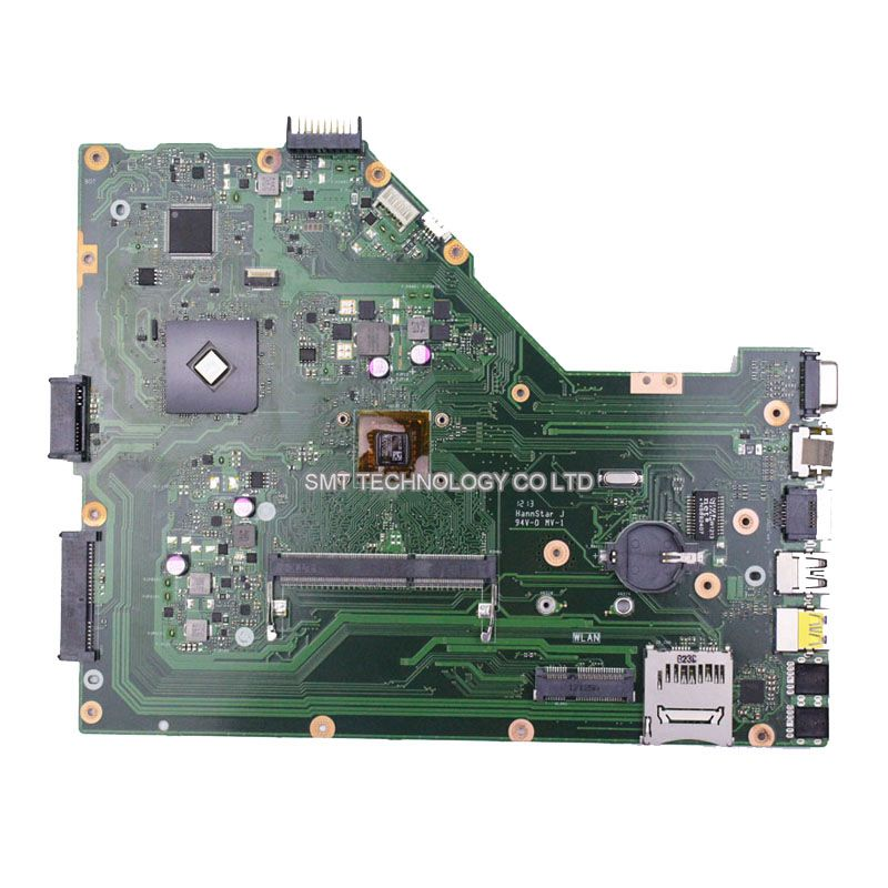 For ASUS 15.6 R503U X55U Motherboard Mainboard X55U REV:1.4 100% Tested and working well free shipping