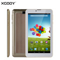 M706 XGODY 7 pulgadas 3G Tablet PC Phone Call MTK MT6572 Dual Core 512 MB RAM 4 GB ROM WiFi OTG GPS 2.0MP Dual SIM GSM/WCDMA