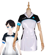 Game Detroit: Become Human KARA Cosplay Costume Code AX400 A