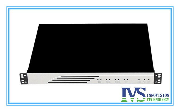 Upscale Industrial Chassis RC1420 Rackmount Server Case Firewall Server Case Route Cse OEM
