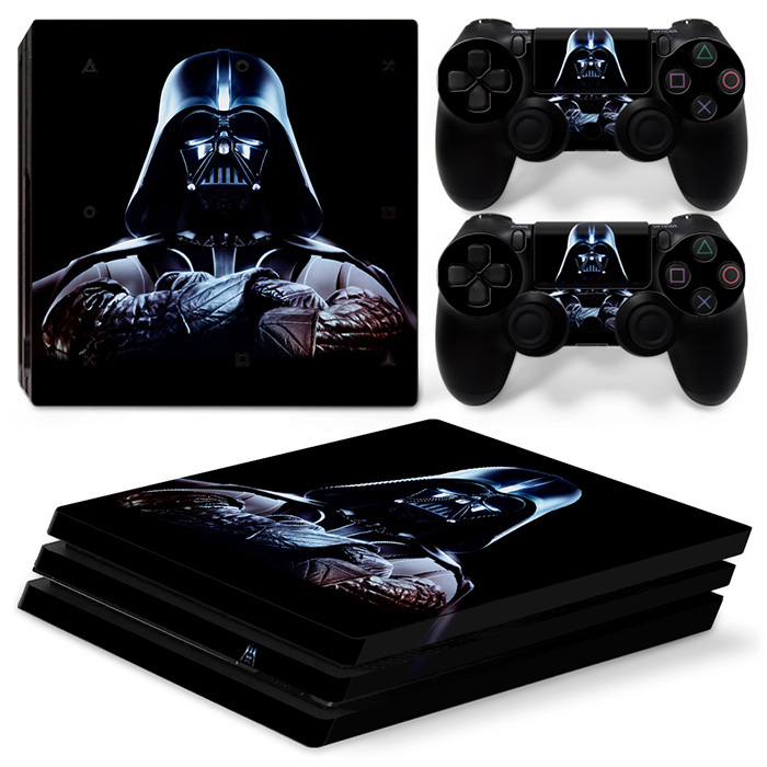 free drop shipping custom skin sticker for PS4 Pro full cover -hot sale skin for PS4 Pro #TN-P4Pro-0036