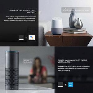Image 3 - Orvibo sihirli küp evrensel akıllı kontrol öğrenme fonksiyonu ile WiFi IR kablosuz uzaktan kumanda akıllı ev otomasyonu