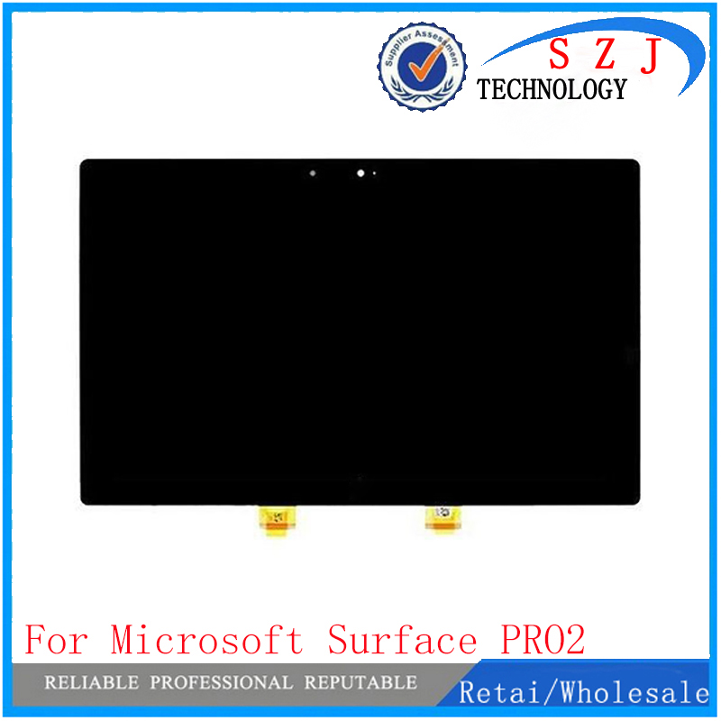 New 10.6'' inch PRO 1514 For Microsoft Surface PRO2 LTL106HL01-001 1601 Display LCD lens touch screen digitizer free shipping new original for microsoft surface pro 1514 pro 2 1601 ltl106hl01 001 lcd display touch screen digitizer lens free