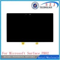 Nuevo 10 6 pulgadas PRO 1514 para Microsoft Surface PRO2 LTL106HL01 001 1601 pantalla LCD lente Digitalizador de pantalla táctil envío gratis|case 10.6|microsoft surface pro case|microsoft surface case -