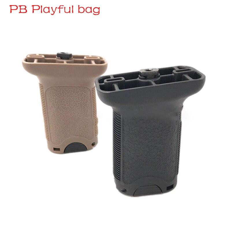 Industrious Pb Playful Bag Outdoor Sports Lol Health Sports Cs Jinming Td Style M-lok Nylon Pretactical Grip Gel Ball Gun Accessory Ld29 Orders Are Welcome.