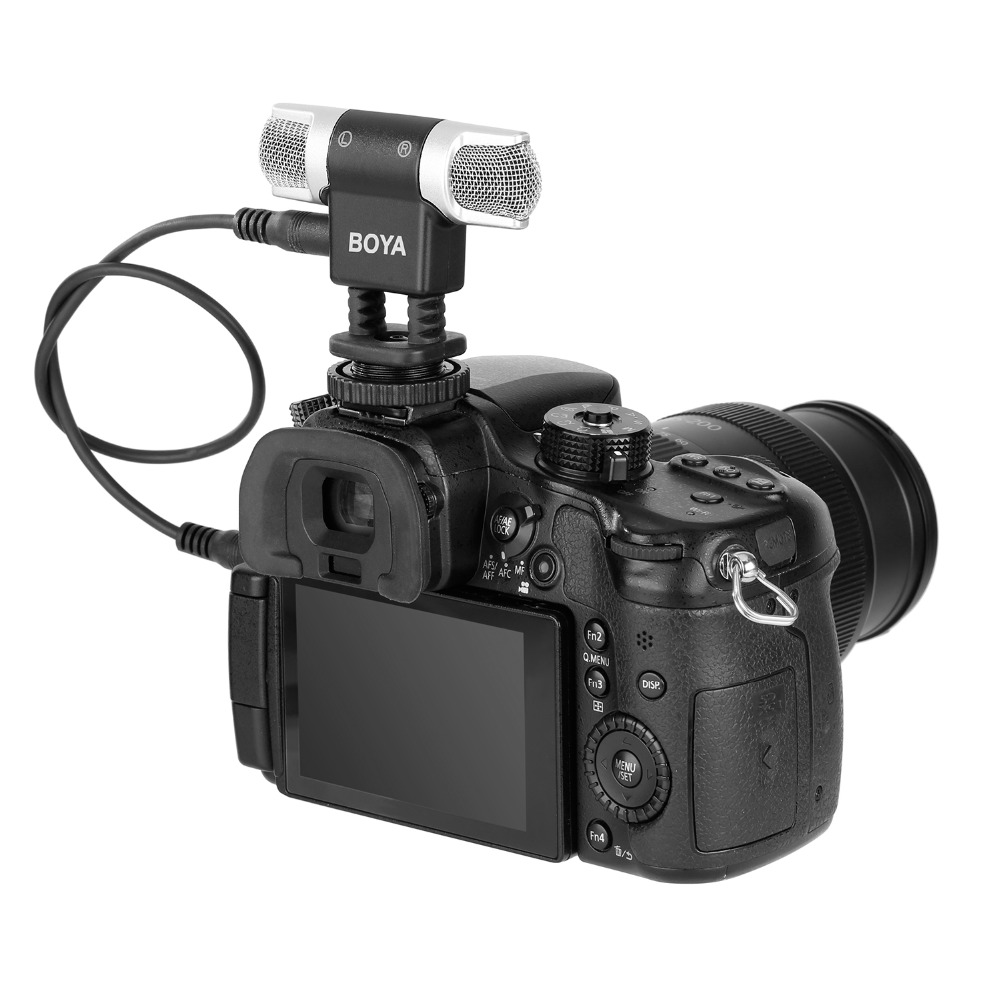 BOYA-BY-MM3-Dual-Head-Stereo-Recording-Condenser-Microphone-for-iPhone-8-Android-Smartphone-DSLR-Camera (1)