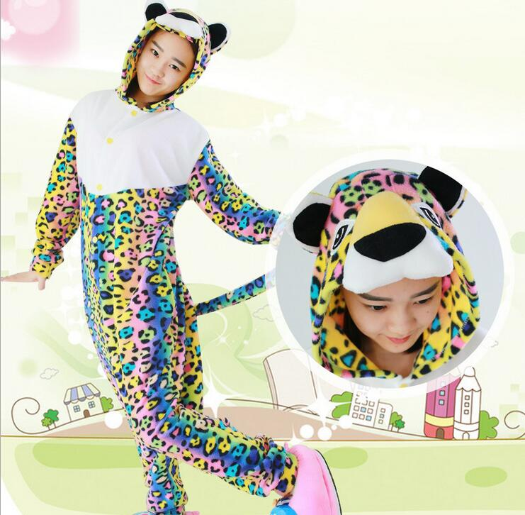 new style winter adults animal spotted leopard christmas footed pajamas onesie cosplay costumes pyjamas for party on aliexpresscom alibaba group