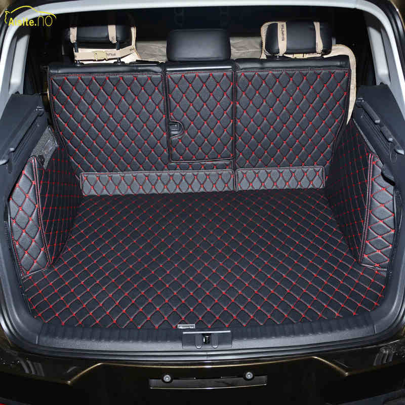 custom fit pu leather car trunk mat cargo mat for volkswagen tiguan 2012 2013 2014 2015 2016  2009 5d cargo liner car rear trunk security shield shade cargo cover for nissan qashqai 2008 2009 2010 2011 2012 2013 black beige