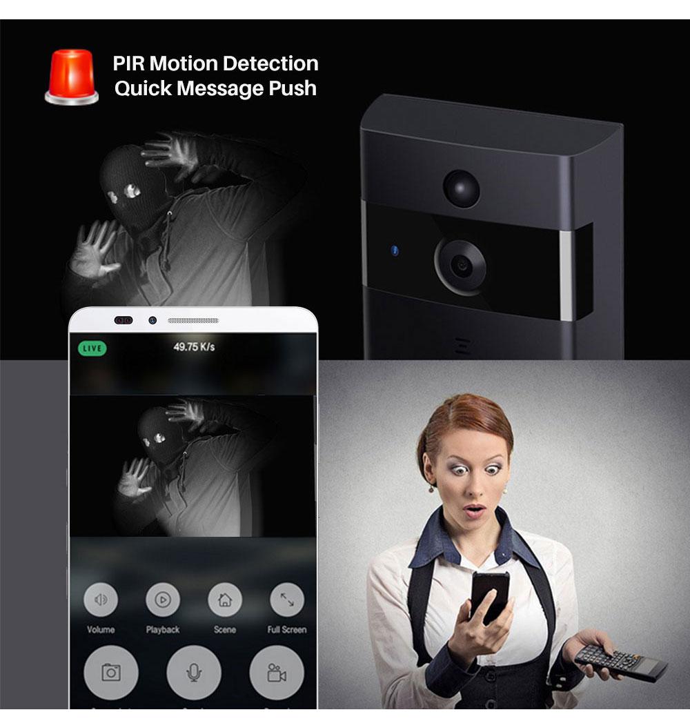 Smart Video Doorbell Camera (11)