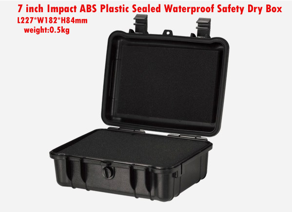 Watertight Tool Box Tractor : Inch impact abs plastic sealed waterproof safety