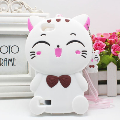 22 Types for OPPO A33 Case 5.0 Inch Lovely Cute 3D Cartoon Soft Silicon Cover For OPPO A33/A33T/A33M/A33W Mobile Phone Cases