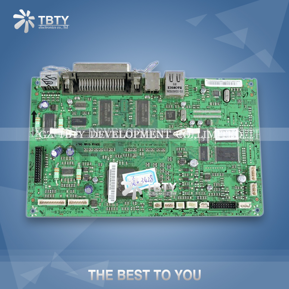 100% Test Main Board For Xerox Phaser 3428DN 3428 3435 Formatter Board Mainboard On Sale printer power supply board for samsung 3470 3471 xerox 3435 3428 dell 1815 power board free shipping on sale