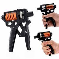 5 50 Kg Adjustable Hand Grip Strength Trainer Hand Gripper Gym Fitness Power Exerciser Equipment For