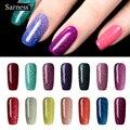 sarness 8ml Soak-off nail Art Painting Gel Colorful Neon Colors Gel Polish UV/LED Bing cheap Gel Lacquer Varnish