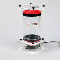 Bubble Magus BP 130 Fluidised Media Reactor Marine Reef Aquarium Fish Tank Sump Internal Biopellet Reactor