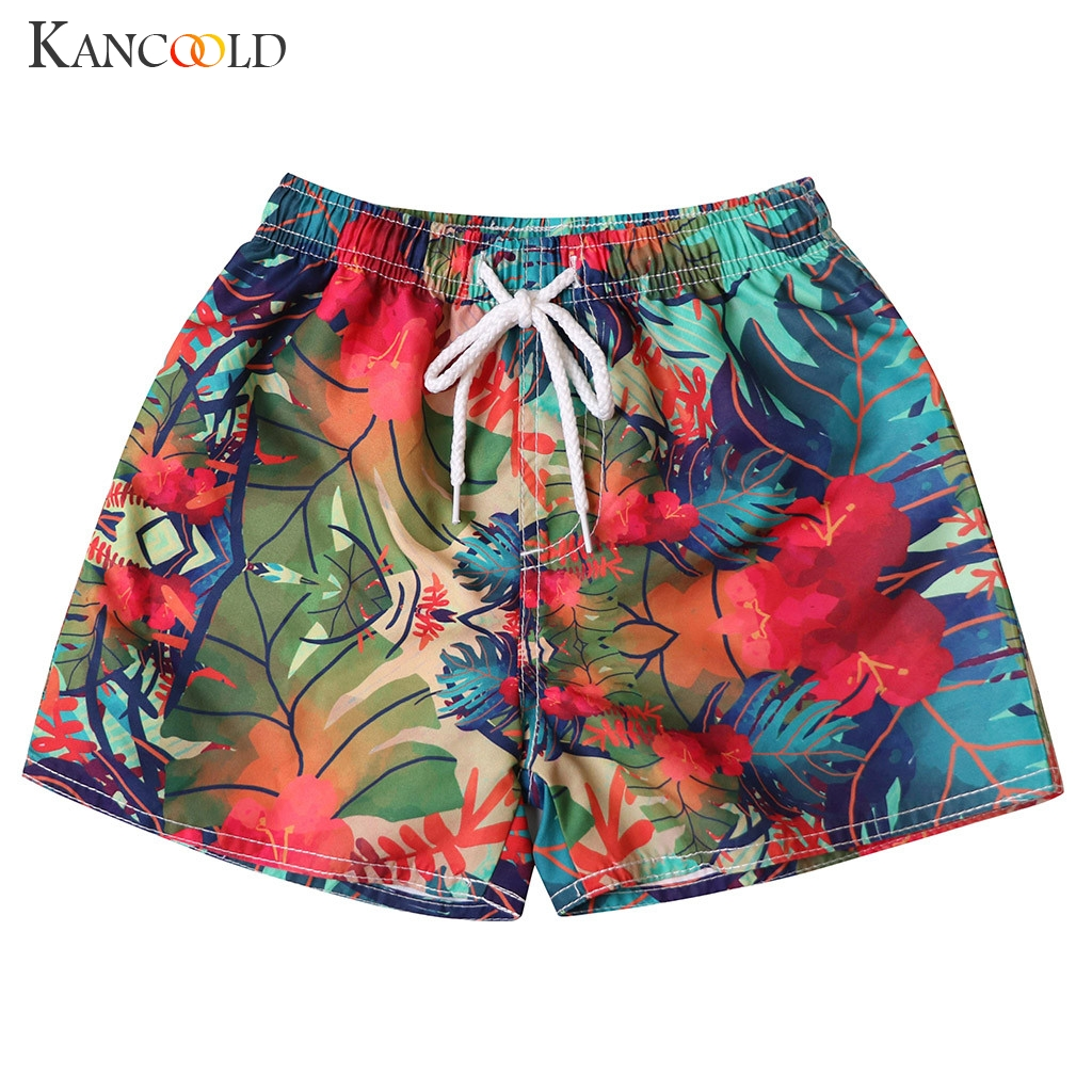 KANCOOLD Pants Women's Trunks Quick Dry Swim Loose Shorts Pants Surfing Running Swimming Watershort Pants Woman 2018dec31