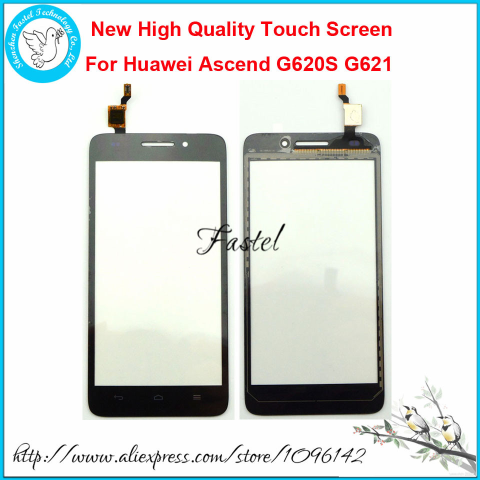 New High quality replacement <font><b>touch</b></font> panel display For <font><b>Huawei</b></font> Ascend <font><b>G620S</b></font> G621 C8817E C8817S <font><b>touch</b></font> <font><b>screen</b></font> glass <font><b>lcd</b></font> digitizer image