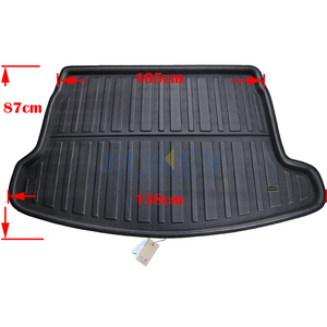 Image 3 - Accessories Boot Liner Cargo Mat Fit For Nissan Dualis Qashqai J10 2007 2008 2009 2010 2011 2012 2013 Rear Trunk Tray Cover
