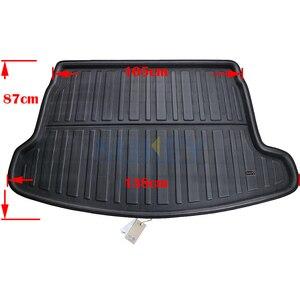 Image 3 - Couverture de coffre arrière pour Nissan Dualis Qashqai J10 2007, 2008, 2009, 2010, 2011, 2012, accessoires de doublure de botte
